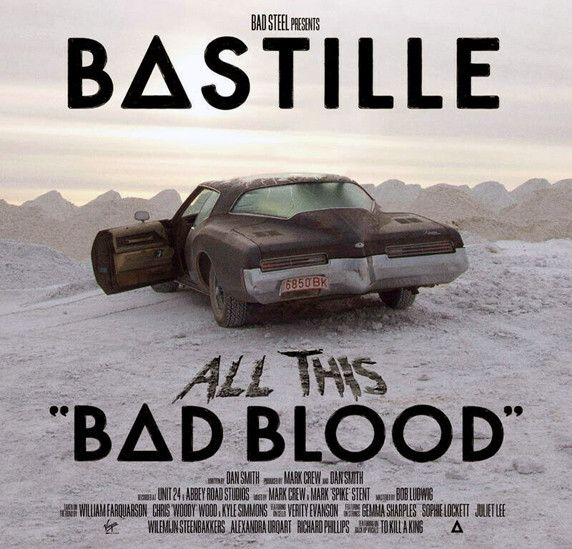 Bastille - All This Bad Blood - 2LP