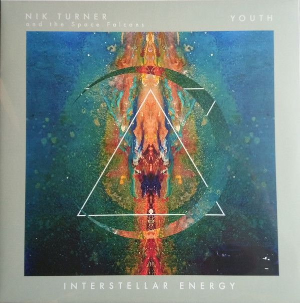 Nik Turner & The Space Falcons & Youth - Interstellar Energy - LP