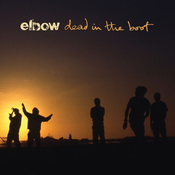 Elbow - Dead In The Boot - LP