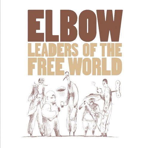 Elbow - Leaders Of The Free World - LP