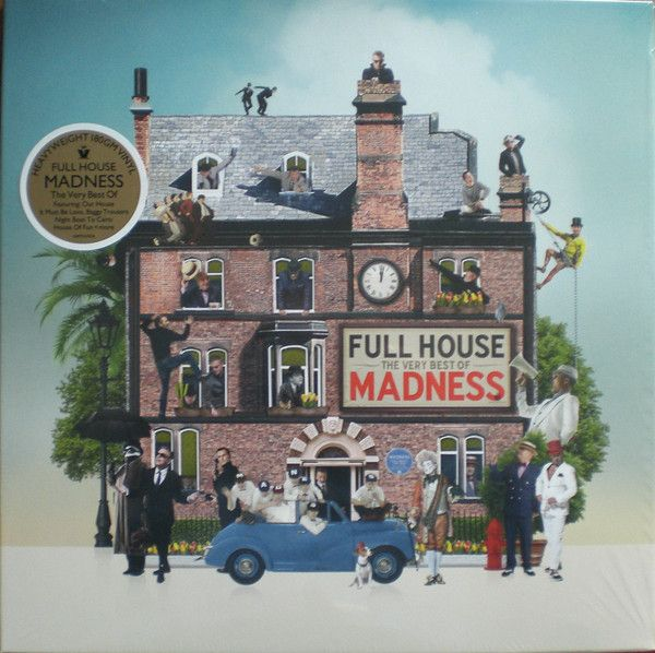 Madness - Full House: The Very Best Of Madness -LP