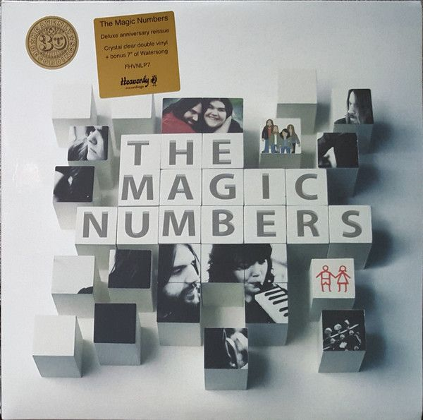"""The Magic Numbers - The Magic Numbers -2LP+7"""""""