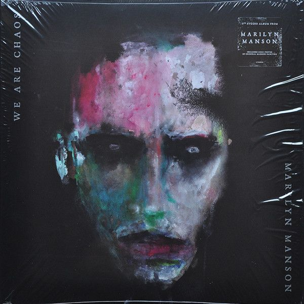 Marilyn Manson - We Are Chaos - LP