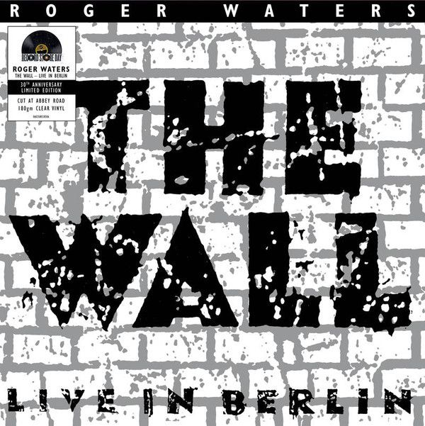 Roger Waters - The Wall (Live In Berlin 1990) - 2LP