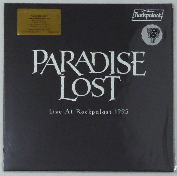 Paradise Lost - Live At Rockpalast 1995 - 2LP