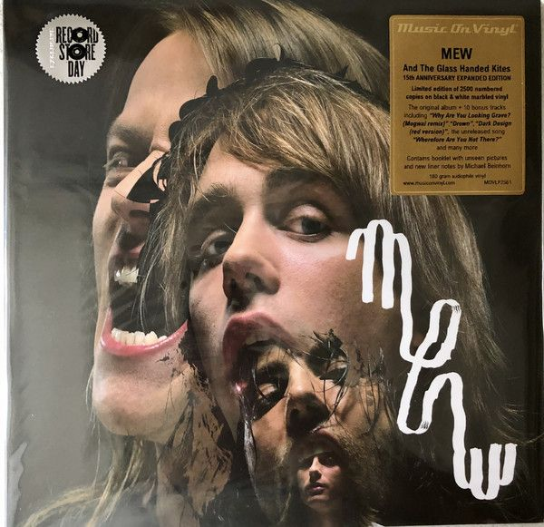 Mew - And The Glass Handed Kites - 2LP