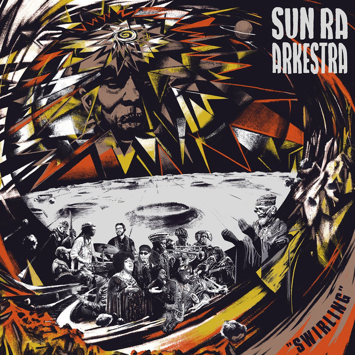 Sun Ra Arkestra - Swirling - 2LP