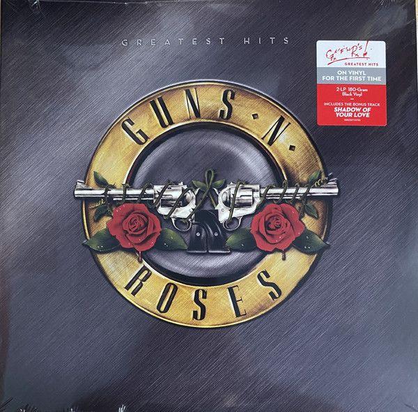 Guns N' Roses - Greatest Hits - 2LP