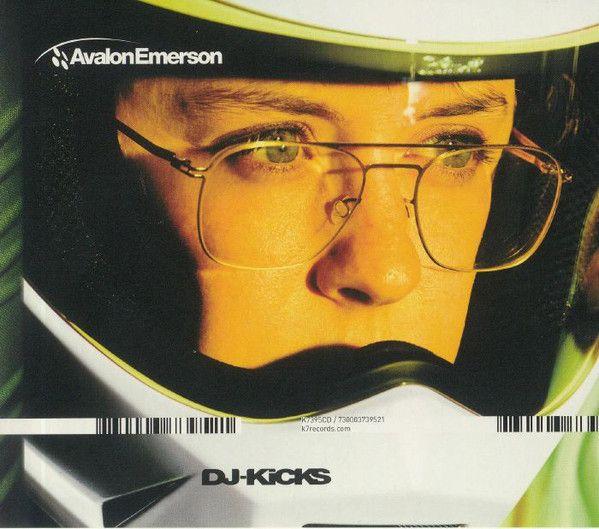 Avalon Emerson - DJ Kicks - CD