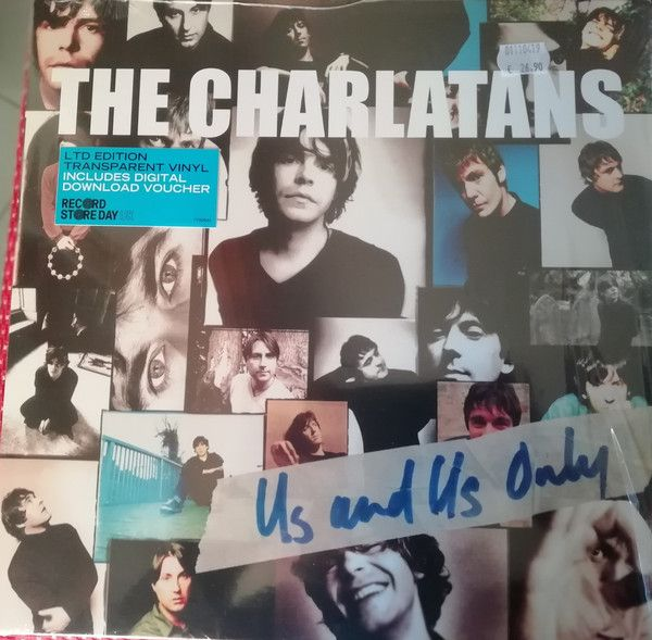 The Charlatans - Us And Us Only - LP