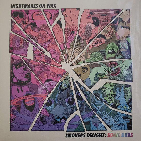"Nightmares On Wax - Smokers Delight: Sonic Buds - 12"""