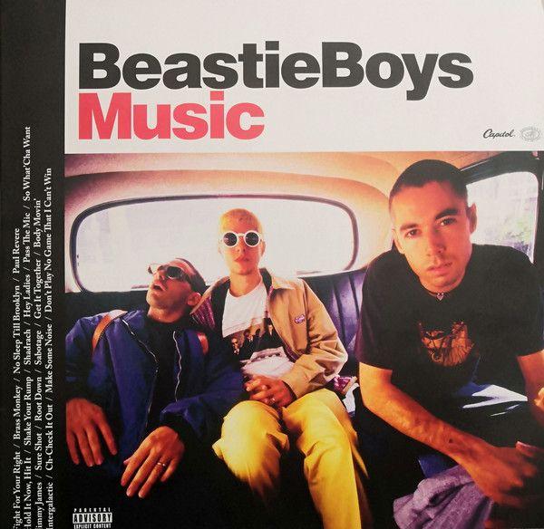 Beastie Boys - Music - 2LP
