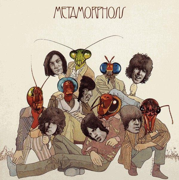 The Rolling Stones - Metamorphosis - LP