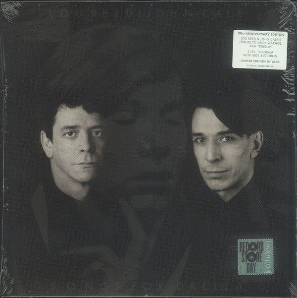 Lou Reed & John Cale - Songs For Drella - 2LP
