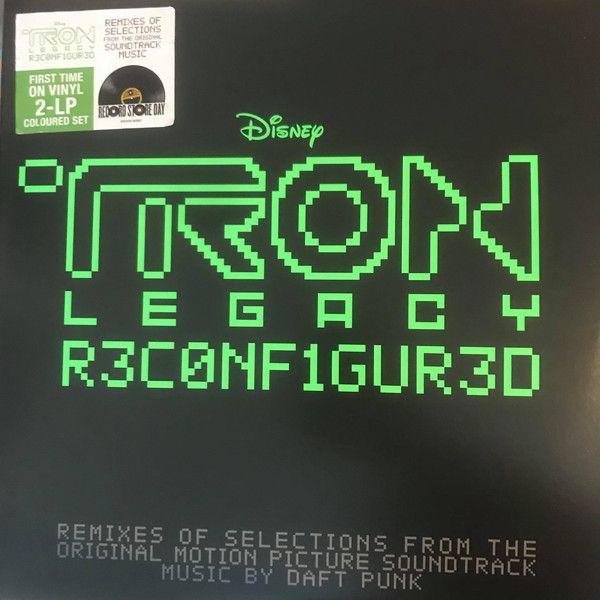 Daft Punk - TRON: Legacy Reconfigured - 2LP