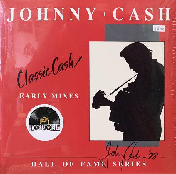 Johnny Cash - Classic Cash (Early Mixes) - 2LP