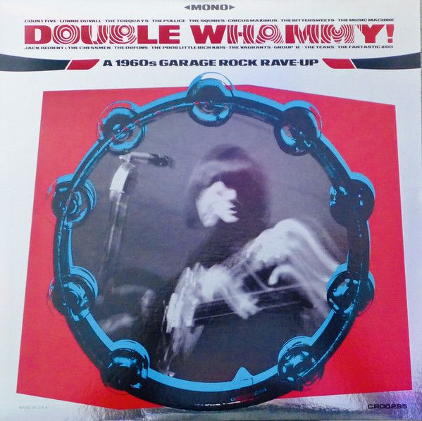 Various Artists - Double Whammy! A 1960's Garage Rock Rave-Up - LP