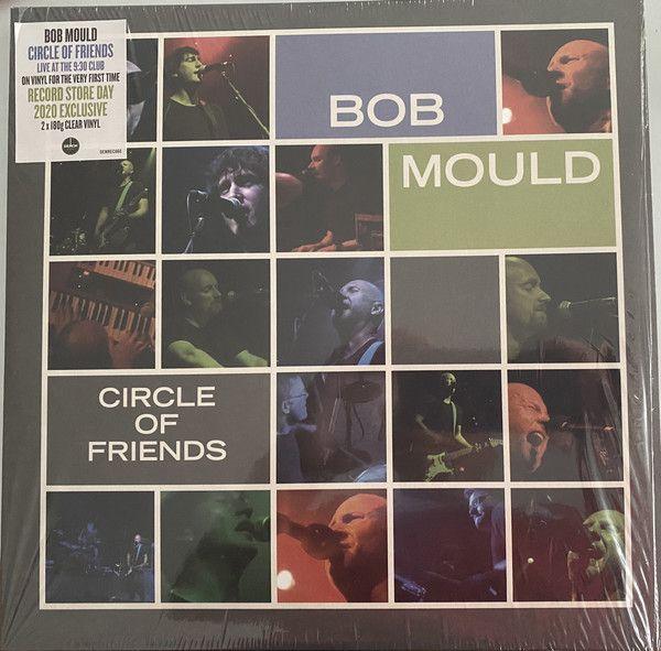 Bob Mould - Circle Of Friends - 2LP