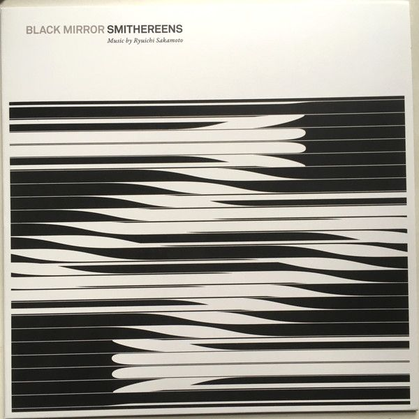 Ryuichi Sakamoto - Black Mirror: Smithereens OST - LP