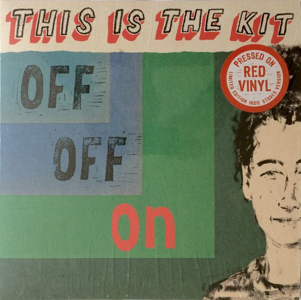 This Is The Kit - Off Off On - LP