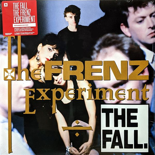 The Fall - The Frenz Experiment - 2LP