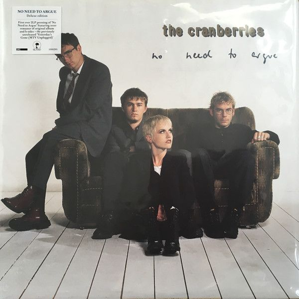 The Cranberries - No Need To Argue - 2LP