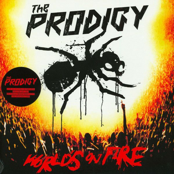 The Prodigy - World's On Fire: Live - 2LP
