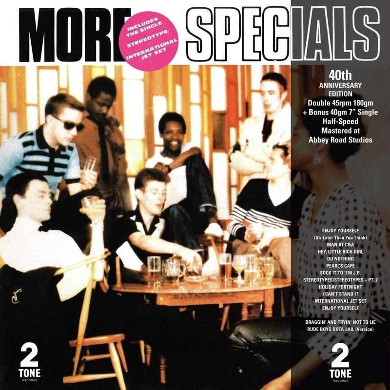 """The Specials - More Specials - 2LP+7"""""""