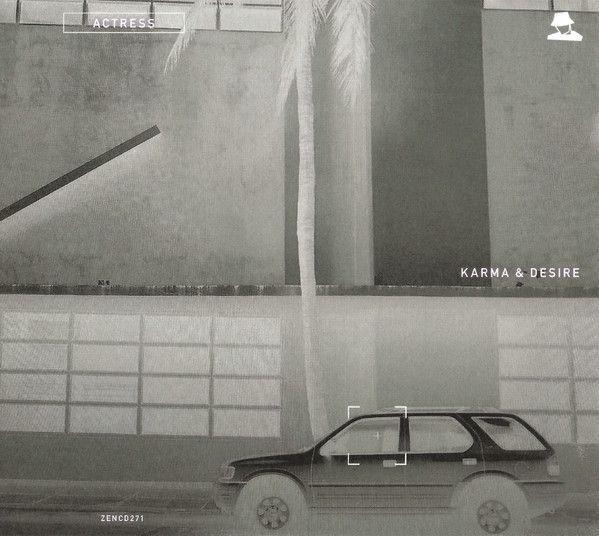 Actress - Karma & Desire - CD