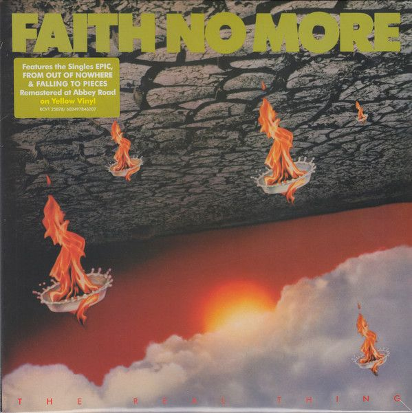 Faith No More - The Real Thing - LP