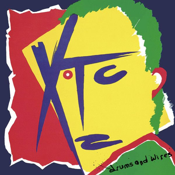 XTC - Drums And Wires - LP+7""