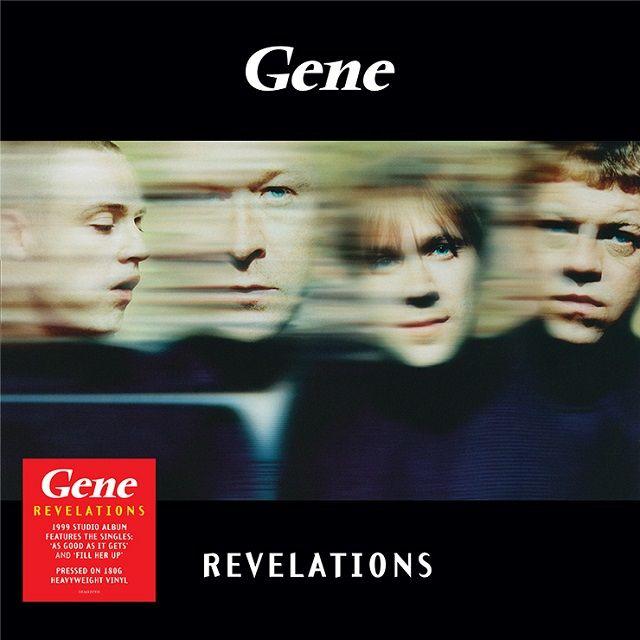 Gene - Revelations - LP