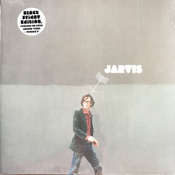 """Jarvis Cocker - The Jarvis Cocker Record - LP+7"""""""