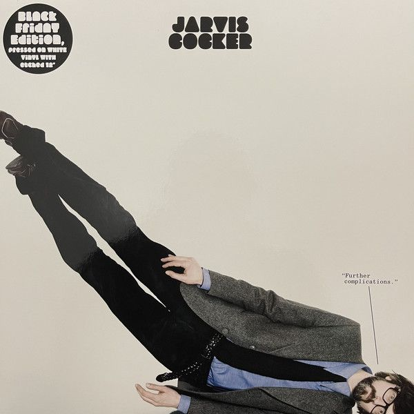 """Jarvis Cocker - Further Complications - LP+12"""""""