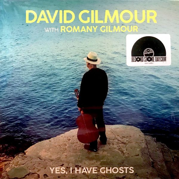 David Gilmour With Romany Gilmour ‎- Yes, I Have Ghosts - 7""
