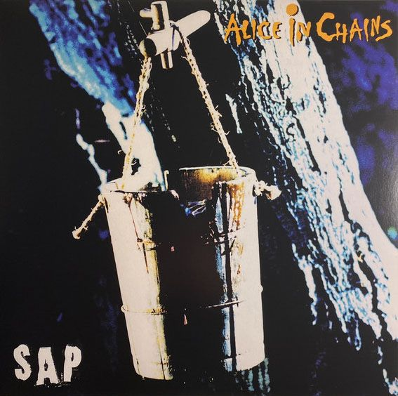 Alice In Chains - SAP - LP