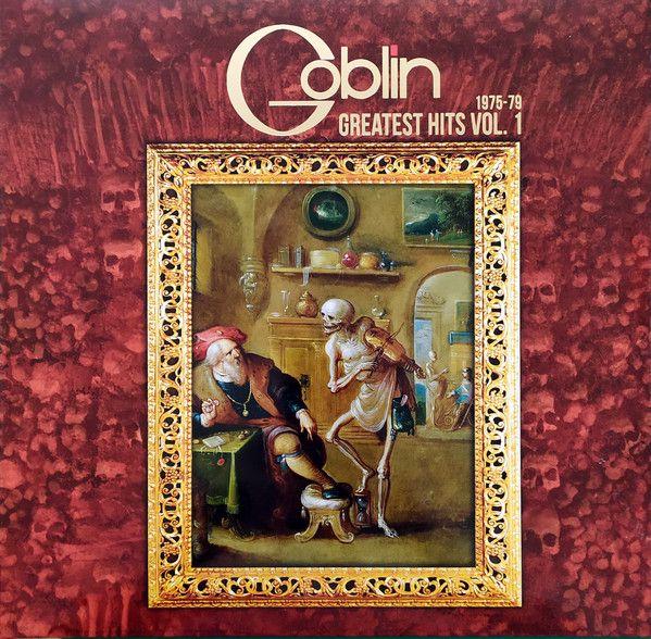Goblin - Greatest Hits Vol. 1 (1975-79) - LP