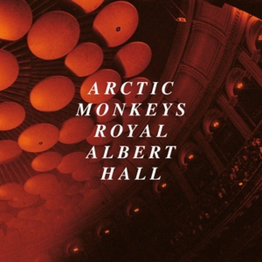 Arctic Monkeys - Live At Royal Albert Hall - 2CD