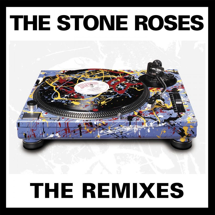 The Stone Roses - The Remixes - 2LP