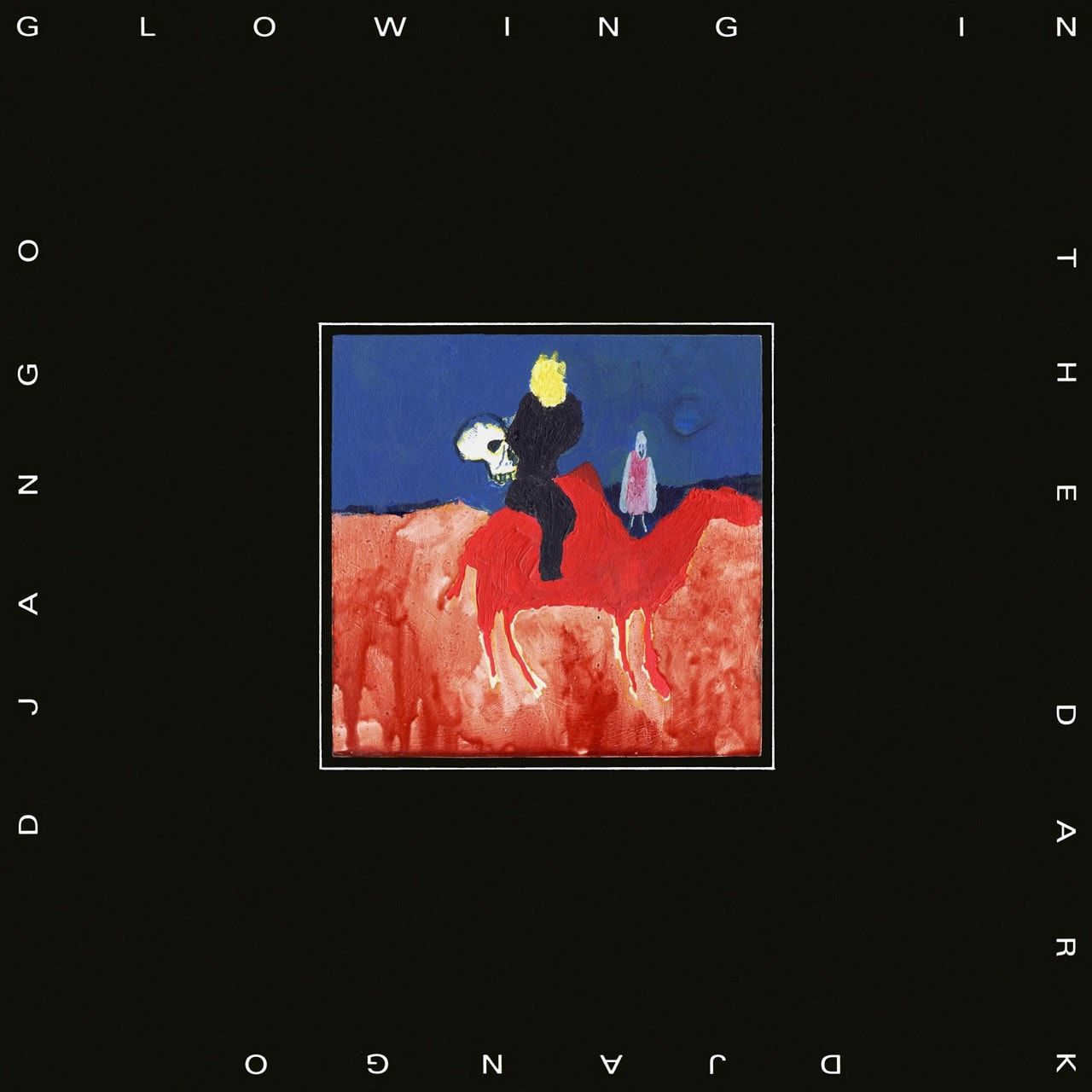 Django Django - Glowing In The Dark - LP