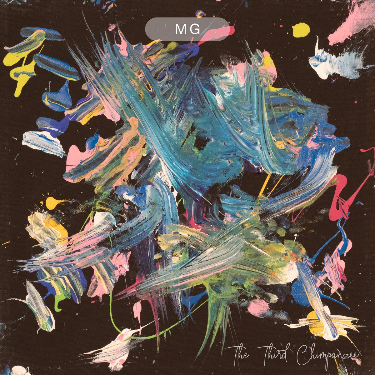 Martin L. Gore - The Third Chimpanzee EP - CD