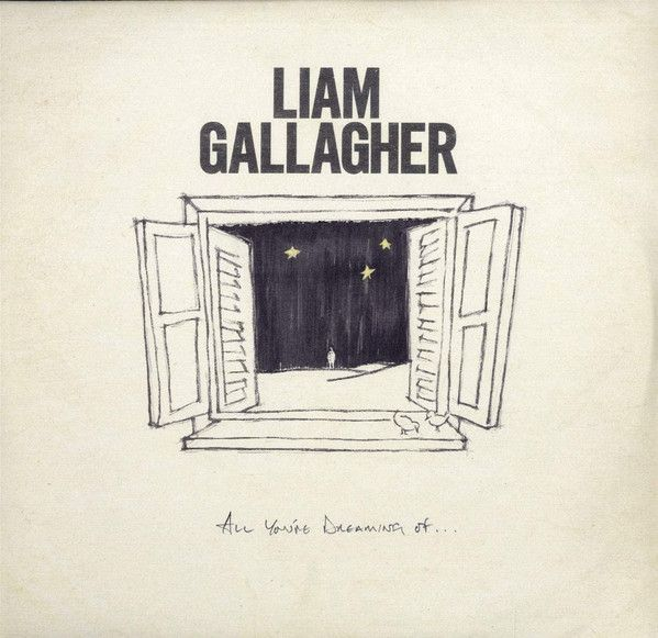 Liam Gallagher - All You're Dreaming Of... - 12""