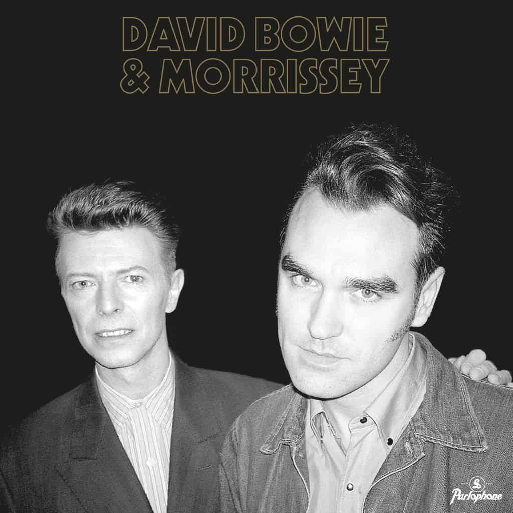 """Morrissey & David Bowie - Cosmic Dancer - 7"""""""