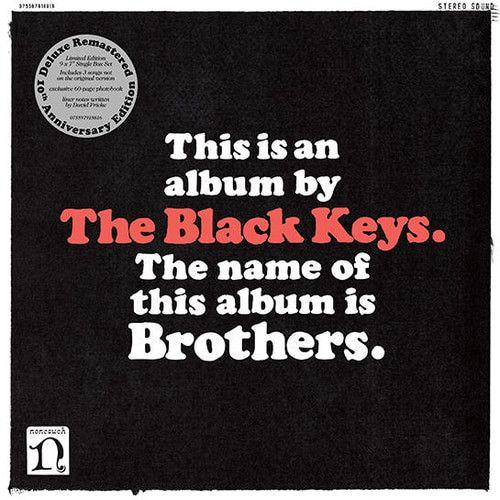 The Black Keys - Brothers - 2LP
