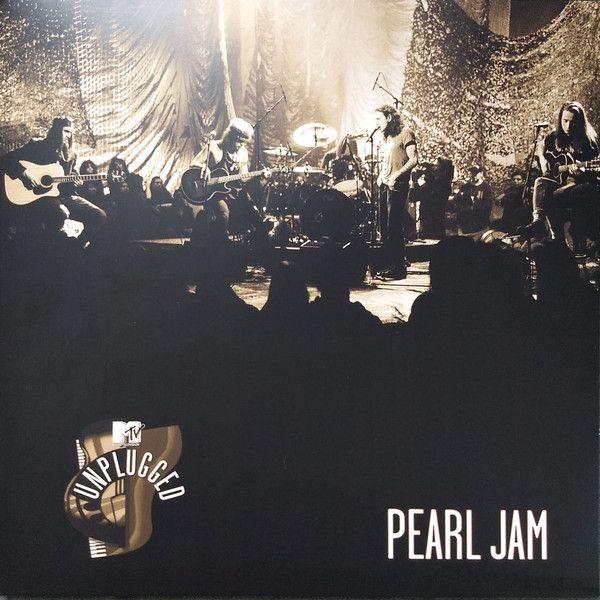 Pearl Jam - MTV Unplugged - LP