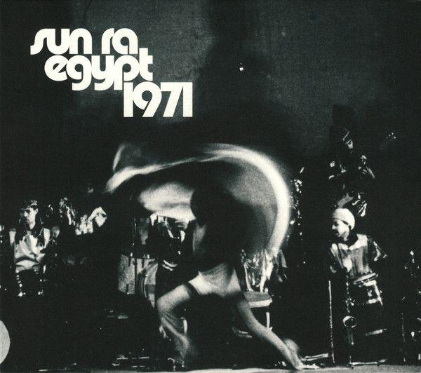 Sun Ra - Egypt 1971 - 4CD