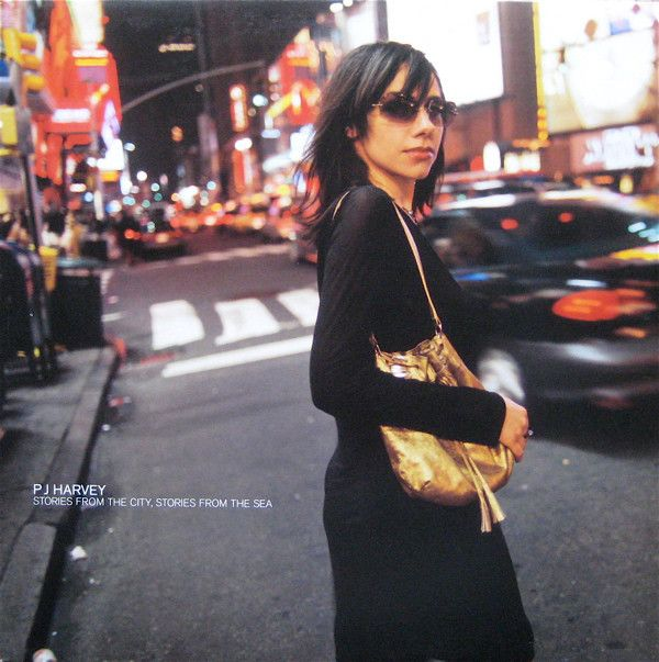 PJ Harvey - Stories From The City, Stories From The Sea - LP