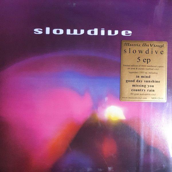 Slowdive - 5 EP - LP
