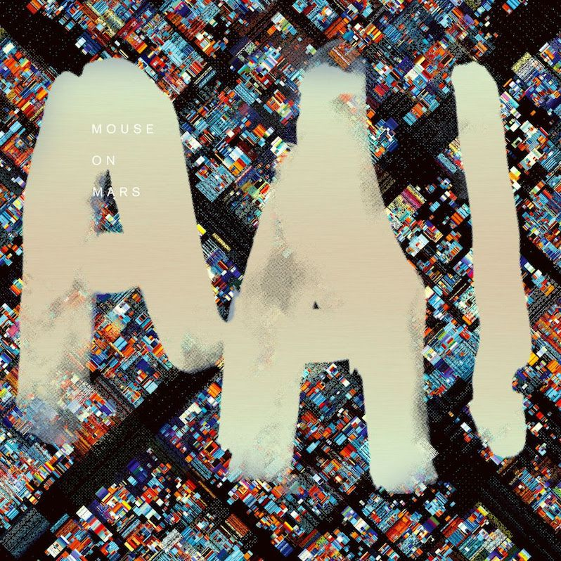Mouse On Mars - AAI (Anarchic Artificial Intelligence) - 2LP