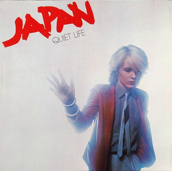 Japan - Quiet Life - LP